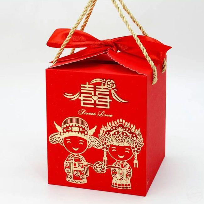 礼盒包装 喜糖包装盒