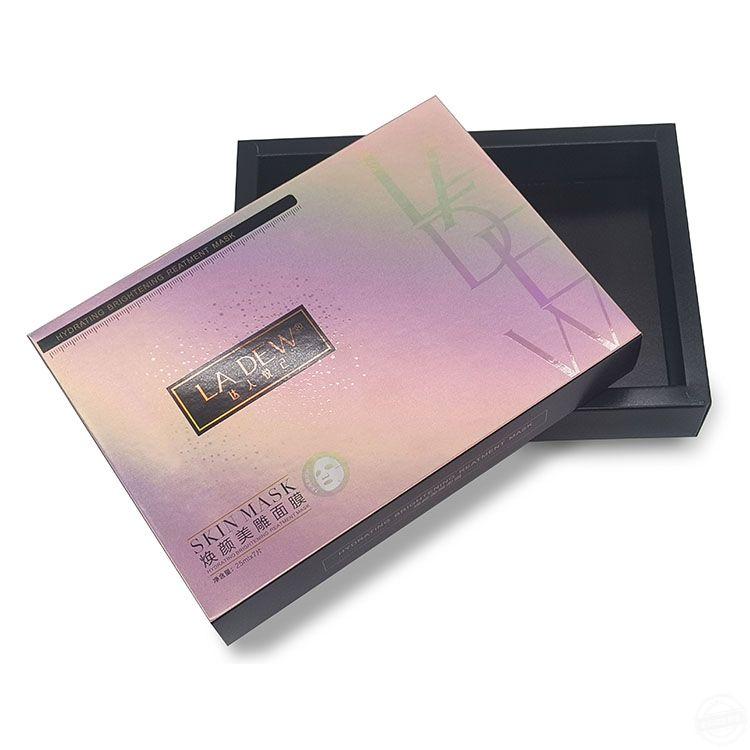 化妆品包装盒印刷  化妆品礼盒