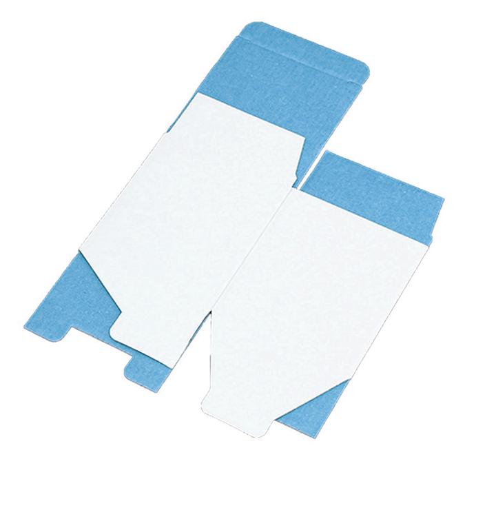 印刷包装盒 半成品印刷包装