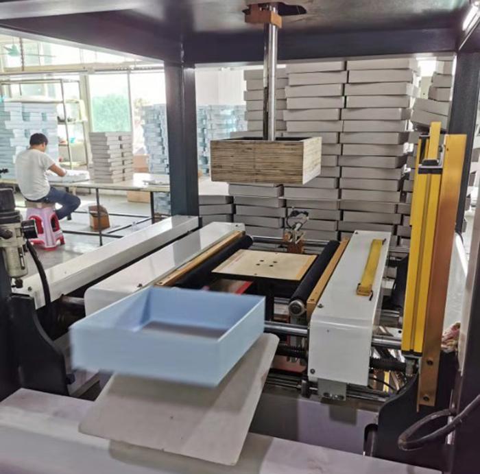 包装盒定制 包装盒生产展示