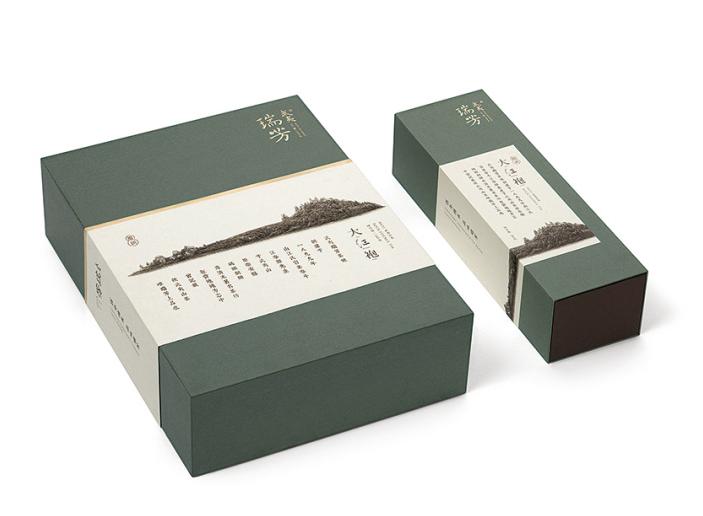 """茶包装盒  在茶包装盒定制生产时的""""3样""""是什么? [吉彩四方]"""