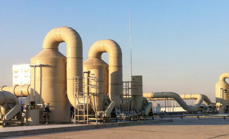 上海有机废气处理工程