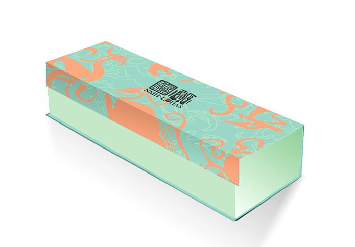 包装纸盒印刷 样品盒展示