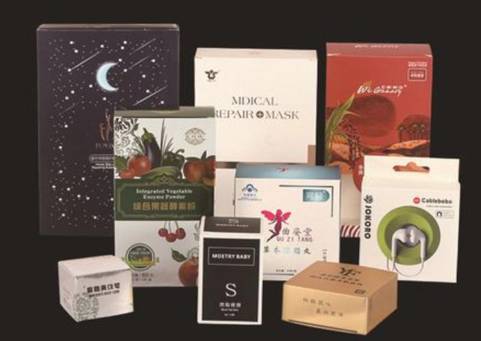 礼品盒厂 包装展示